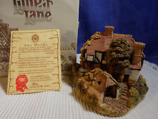 "LILLIPUT LANE SIGNED WEALDEN HOUSE 5"" COTTAGE WITH BOX AND DEED"
