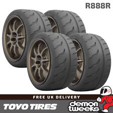 4 x 185/60/13 80V Toyo R888R Road Legal Race|Racing|Track Day Tyres - 1856013