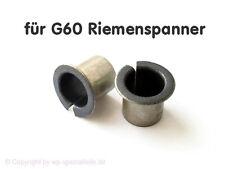 G60 Riemenspanner Lager Buchse VW Golf 1 2 3 Corrado Gleitlager Bundbuchse Lader