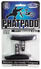 Kool-Stop PhatPadd BMX Brake Caliper Pads (Pair) Black Rubber Pads Phat