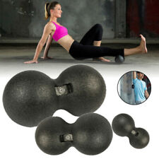 Double Lacrosse Ball Mobility Myofascial Trigger Point Release Peanut Balls Gym