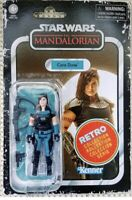 Star Wars Cara Dune Action Figure 3.75 Scale Retro Collection PREORDER