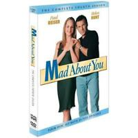New: MAD ABOUT YOU - Season Four (Helen Hunt) 4-Disc DVD Set