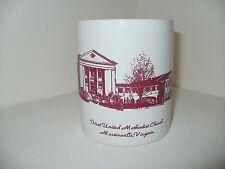 First United Methodist Church Martinsville, Virginia coffee mug coffee cup