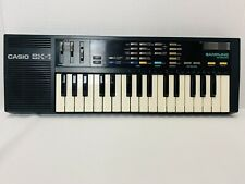 Vintage Casio Model No. SK-1 Sampling Keyboard /Synthesizer **Tested & Works!**
