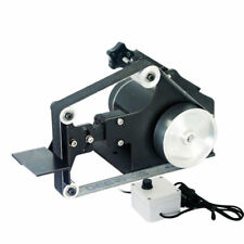 220V High Power Belt Machine DIY Belt Sander Polishing Grinding Machine 7500RPM