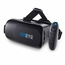 iPhone X/8/7 3d VR Headset Glasses Samsung Note 8 S9 /s9 Goggles With Controlle