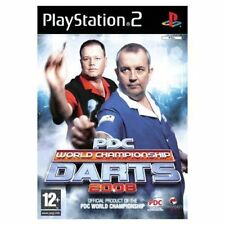 PS2 Game PDC World Championship Darts 2008 NEW