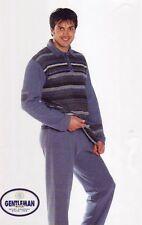 Pigiama Uomo invernale caldo cotone maglia e pantalone tg. 50