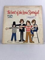 """The Best of the Lovin' Spoonful"" ~ LP ~ (1967) ~ Hype Sticker - 4 Bonus Photos"