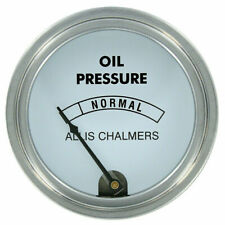 Oil Gauge A U Uc D15 D17 Wd45 Dsl D19 Dash Mount Allis Chalmers 262