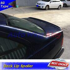 VIP HIGH KICK TRUNK BOOT LIP SPOILER 97-02 FOR BENZ W208 CLK55 CLK430 CLK320