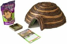 Deluxe Hedgehog Care Pack - With Food, Guide and Bowl