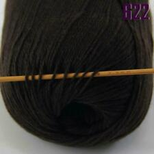 Sale New 1 Ball x 50gr Luxurious Soft Mongolian Pure Cashmere Hand Knit Wool 22