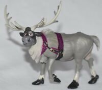 Disney Store Authentic SVEN FIGURINE Cake TOPPER Toy FROZEN Reindeer NEW