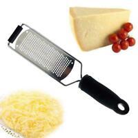 Edelstahl-Küche Käse Butter Grater Zitrone Schäler-Werkzeug B0W2