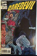 Daredevil #333 VF+ 1st Print Free UK P&P Marvel Comics