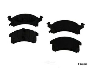 Disc Brake Pad Set-Original Performance Semi-Met Front WD Express 520 05060 507