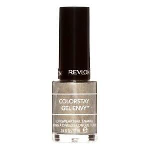 Revlon 515 Smoke And Mirrors ColorStay Longwear Nail Enamel 0.4 Fl Oz LOT OF 4