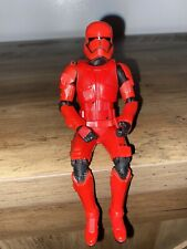 Star Wars The Black Series 6 inch  Sith Trooper #92 Used