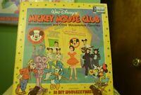 Disney's Mickey Mouse Club - 1975 Disneyland Records 1362 Stereo LP - VG+