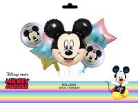 Mejor Calidad Mickey Mouse Globo Paquete, Ideal Para Fiesta Cumpleaños Adornos