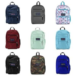 New Model Authentic Jansport Big Student Laptop Bag School Backpack 34L NWT