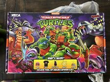 NECA TMNT Stern Pinball Crate Box Shredder Figure Size XL Walmart Exclusive