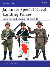 Japanese Special Naval Landing Forces: Uniforms and Equipment 1937-45 by Gary Nila (Paperback, 2006)