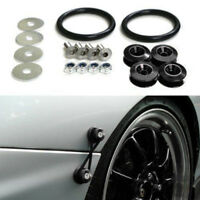 Quick Release Fasteners Hatch Lids Fixed Button Kit For Car Bumpers Trunk Useful