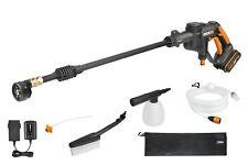 More details for worx wg629e.7 hydroshot 18v (20v max) 2.0ah cordless pressure cleaner kit