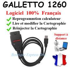 Câble GALLETTO 1260 EOBD2 - Logiciels ECUSAFE IMMOKILLER ECM - Tunning
