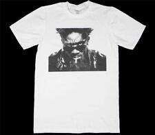 Bounty Killer White T-Shirt Size S-XXXL Reggae Dancehall Jamaica Buju Banton