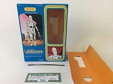 """custom Star wars droids 12"""" IG-88 box + inserts"""