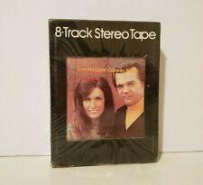 8 Track Tape - Loretta Lynn Conway Twitty Feelins' -  Factory Sealed New