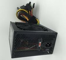 680W 115/230V ATX PC Power PSU Replacement for Pentium Athlon 12CM Fan Black Pci