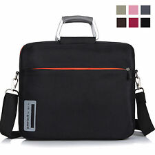 "14"" inch Notebook Laptop Bag Shoulder Borsa Handbag For Macbook Pro Air HP Dell"
