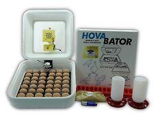 HovaBator Genesis 1588 Digital Egg Incubator | Auto Turner Candler | Feeder Kit