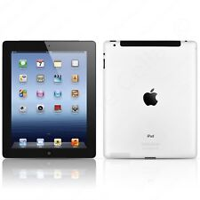 Apple  AT&T iPad 2 2nd Gen 9.7in 64GB Wi-Fi + 3G  (Black) iOS 9