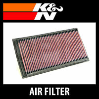 K&N High Flow Replacement Air Filter 33-2255 - K and N Original Performance Part