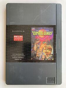 Zombie Dinos From Planet Zeltoid (Philips CD-i, 1992) Long Box No Slipcover