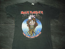 Iron Maiden-The Evil... Shirt Orig. Monsters Of Rock; Tour 1988; size L; TOP!