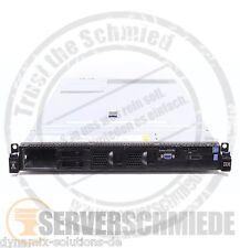 IBM x3550 M4 x4 2x Intel XEON E5-2680 8x 2,70 GHz 128 GB 8x16 Raid vmware Server