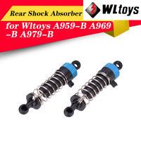 2x A959-B-22 Rear Shock Absorber for Wltoys 1/18 A959-B A969-B A979-B RC Car