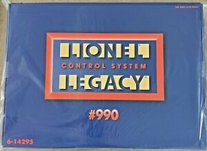 Lionel  #990 LEGACY COMMAND SET #614295 O Gauge