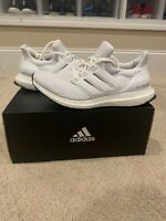 [BB6308] Adidas Women's Ultraboost Running Shoes- Cloud White - Size 7.5