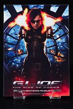 Oakley Nanowire 3.0 GI Joe The Rise of Cobra POP Card Romeo Juliet Penny XX