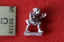Citadel MD5 Homme-Mangler Orc Mangonel manmangler Crew ORCS METAL FIGURE Loader A1