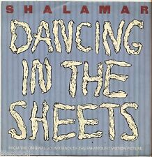 "SHALAMAR - Dancing in the sheets VINYL 7"" 45 LP ITALY 1984 NEAR  MINT COVER VG+"