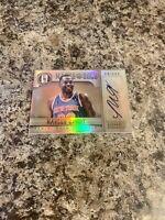 2012-13 Panini Gold Standard 02/99 Marcus Camby AUTO SP New York Knicks